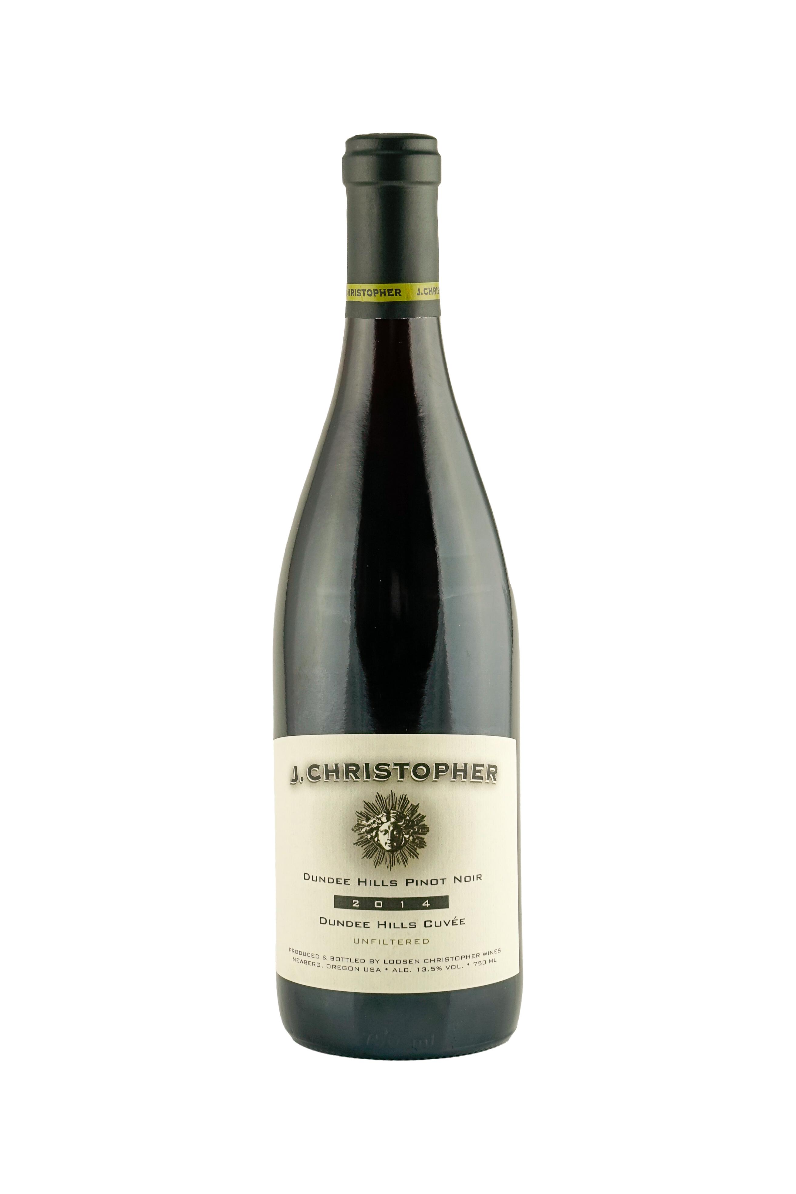 2014 J. Christopher Dundee Hills Pinot Noir