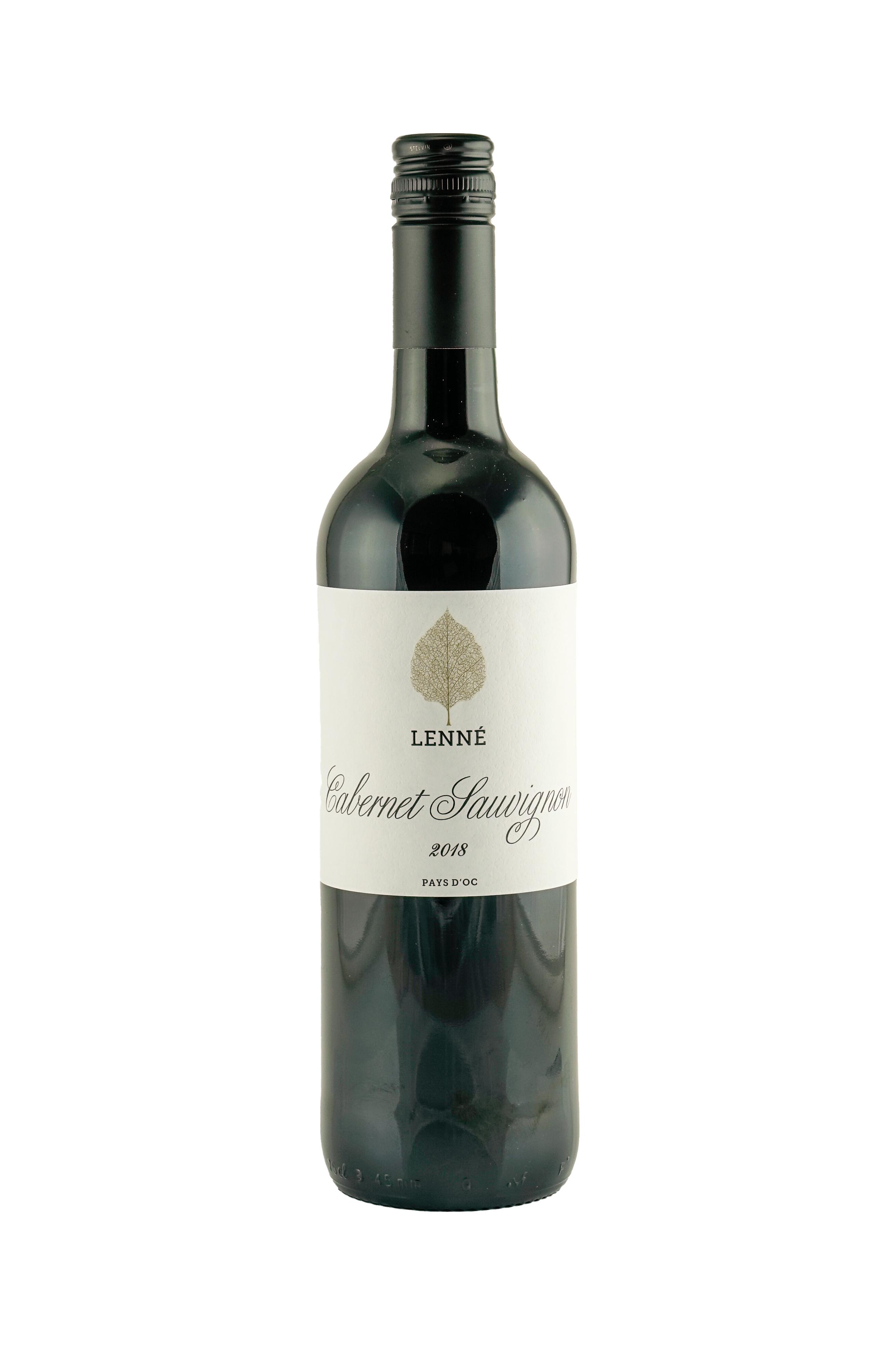2018 Lenné  Cabernet Sauvignon Vin de Pays DOC