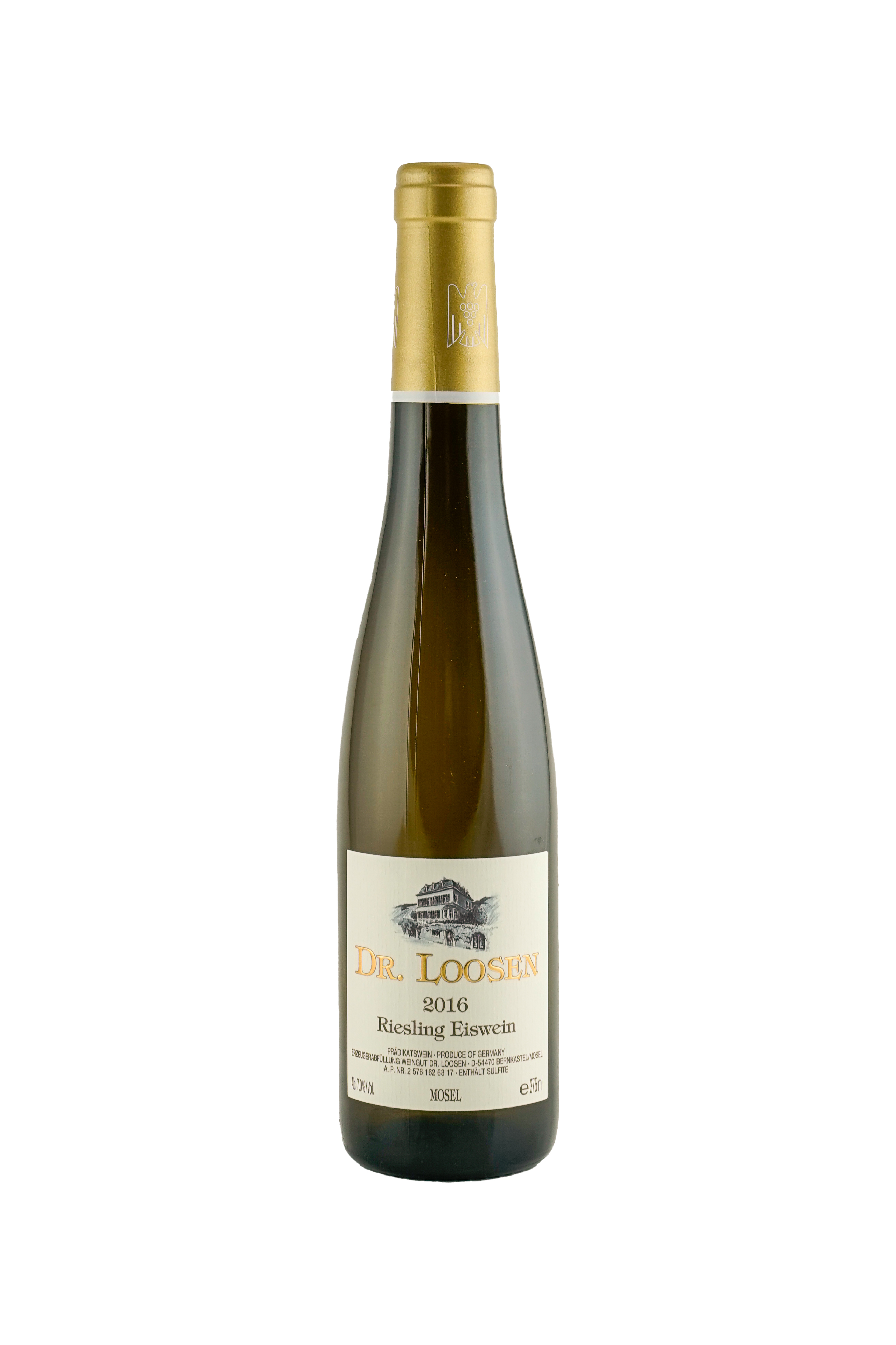 2016 Riesling Eiswein