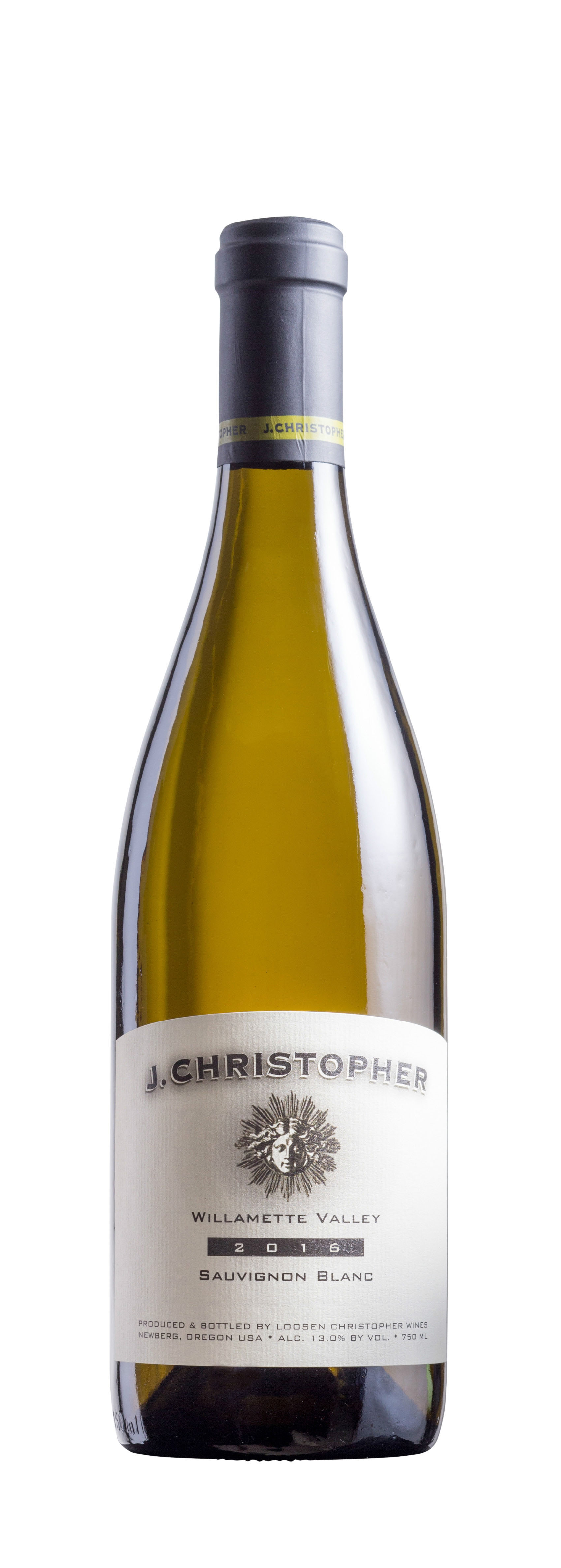 2016 J. Christopher Willamette Valley Sauvignon Blanc