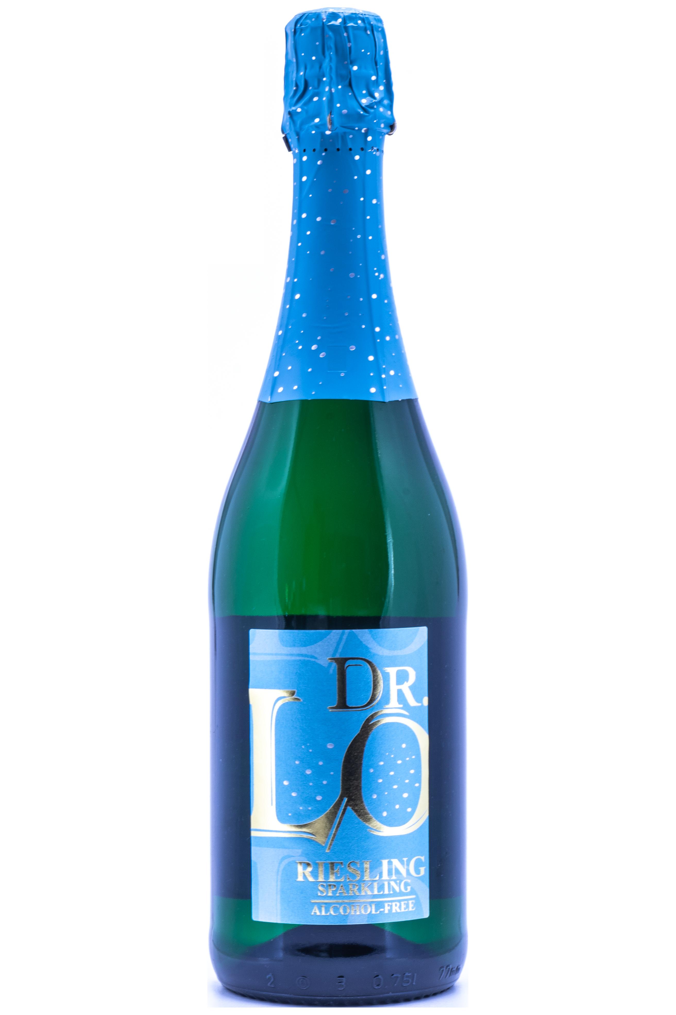 2019 DR. LO Riesling Sekt Alkoholfrei