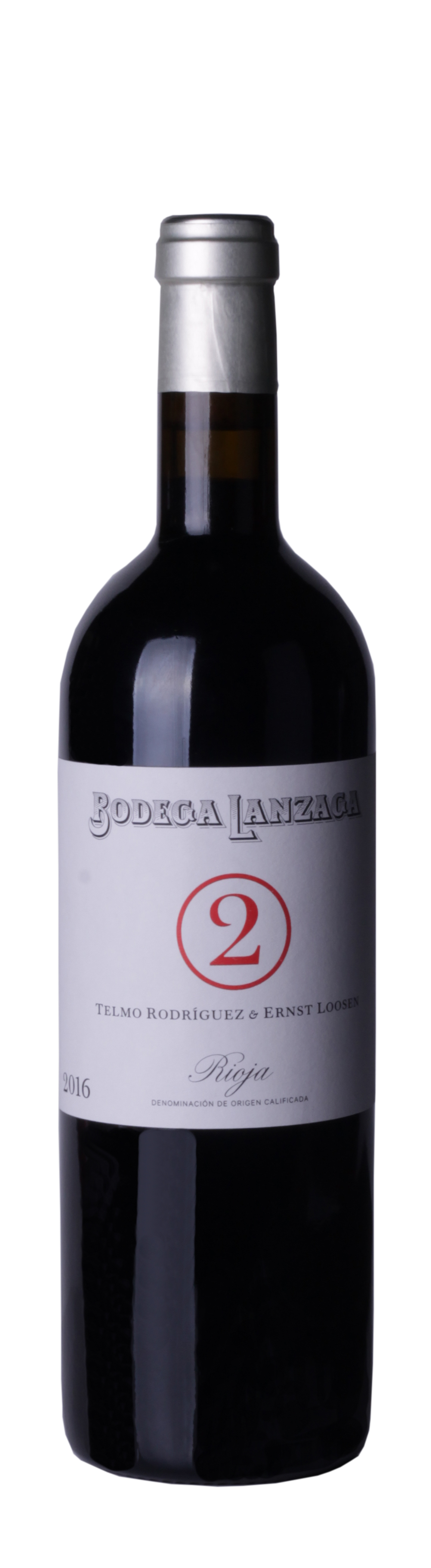 2016 Bodega Lanzaga Rioja