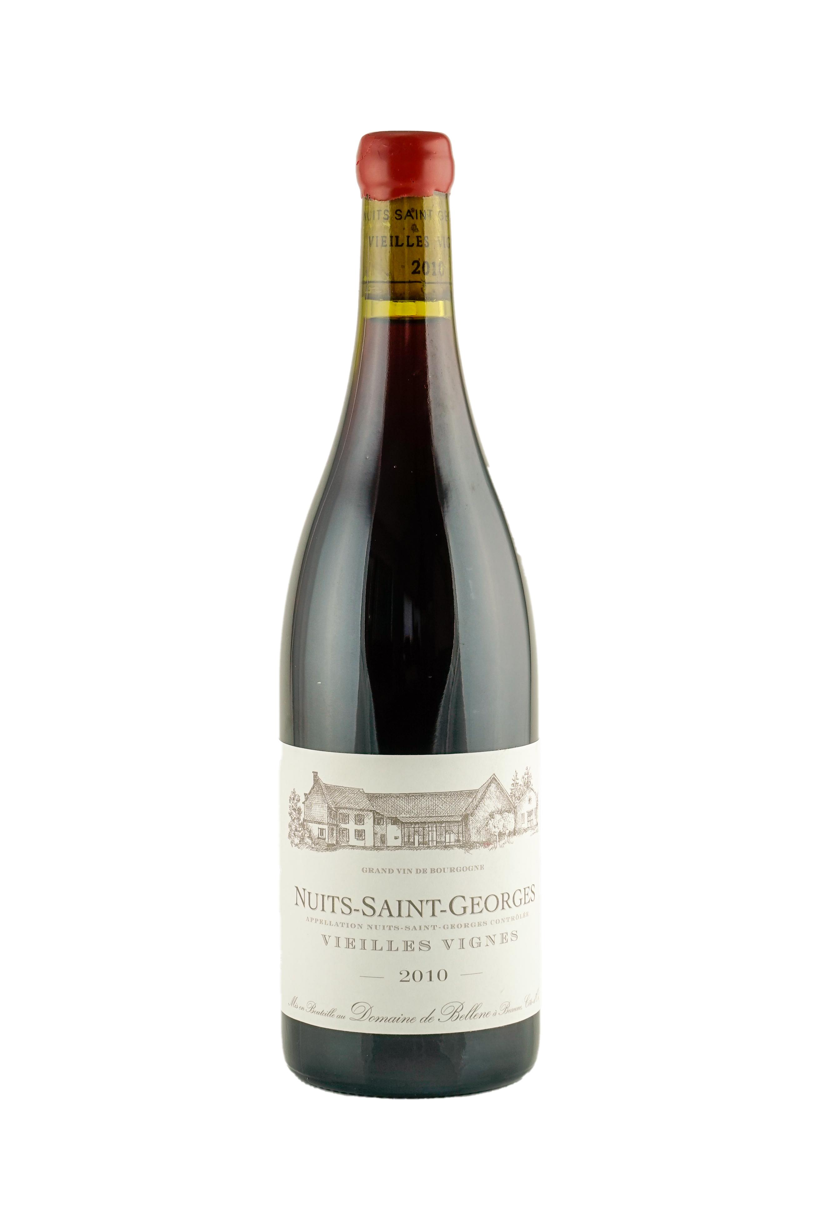 2010 Domaine de Bellene Nuits Saint Georges Vieilles Vignes